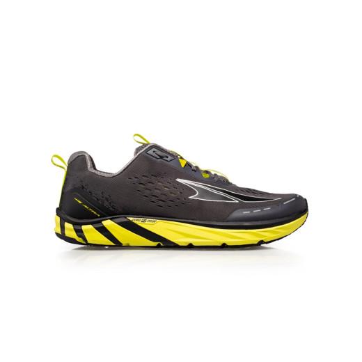 Pantofi Alergare Barbati Altra Torin 4 Gray / Lime