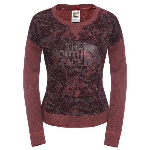 Bluza The North Face Ls Terry Crew