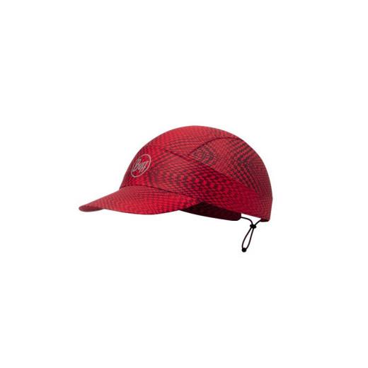 Sapca Buff Pack Lite Cap R-Jam Red