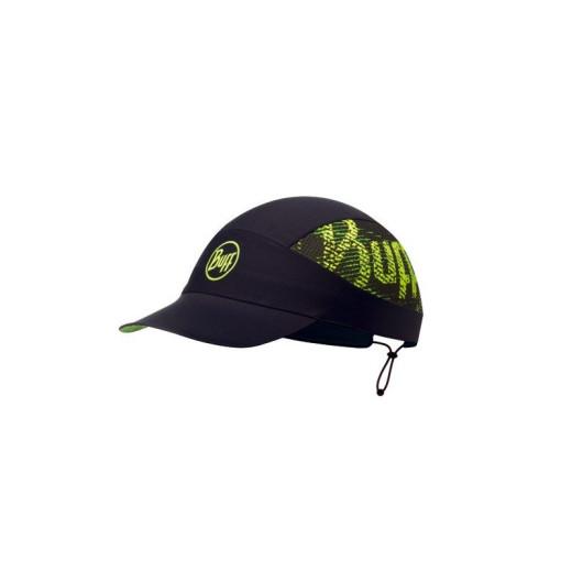 Sapca Buff Pack Lite Cap R-Flash Logo Black