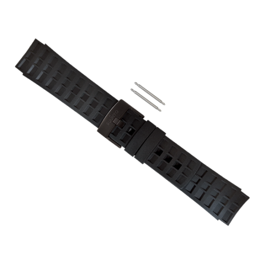 Curea Ceas Suunto Elementum Terra-strap kit all black rubber