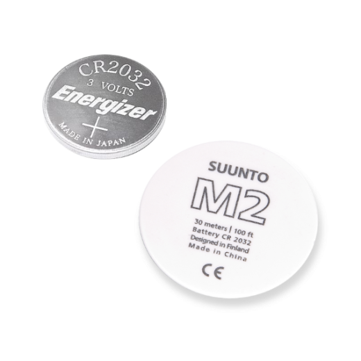 Baterie  Ceas Suunto M2 White Battery Replacement kit
