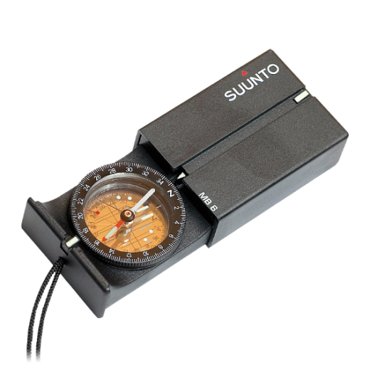 Busola Suunto MB-6 Normal (North)