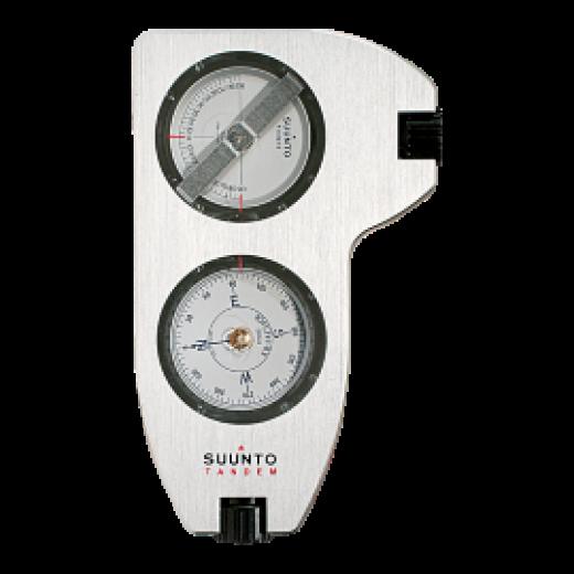 Busola Suunto Tandem-360PC/360R/D Compas + Clino Zone 4