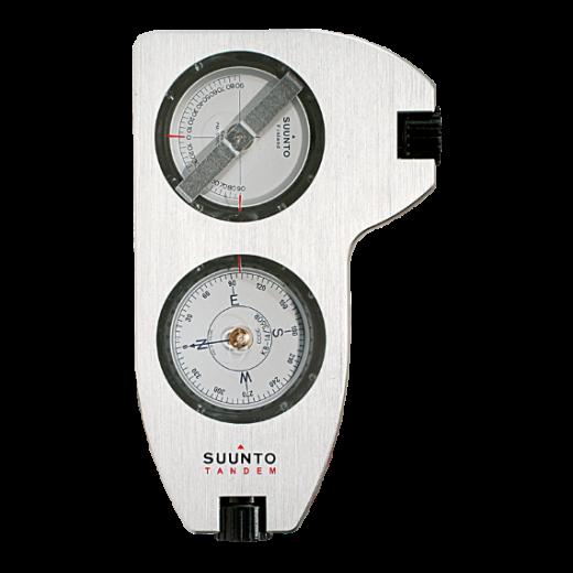 Busola Suunto Tandem-360PC/360R/D Compas + Clino Zone 2