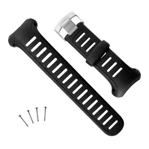 Curea Ceas Suunto X3 HR 2005 Strap Repl. Kit Black