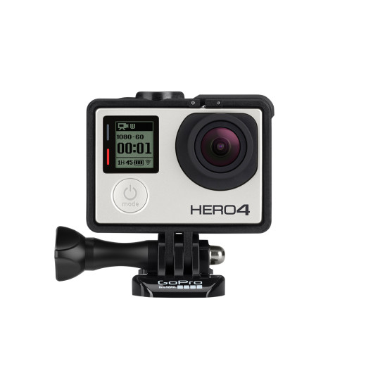 Camera GoPro HERO 4 Silver Edition