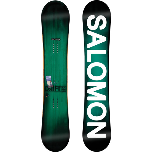 Placa Snowboard Salomon Drift Rocker 152