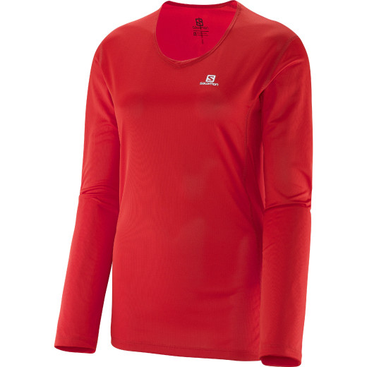Salomon Trail Ls Tee W
