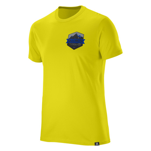 Salomon Ultimate Ss Cotton Tee M