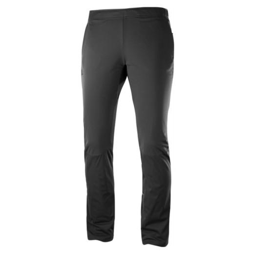 Pantaloni Softshell Ski Nordic Salomon Agile Warm Pant Femei