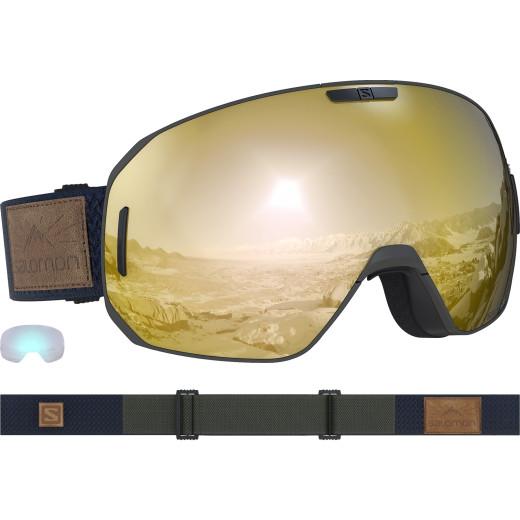 Ochelari Ski Salomon S/Max Olive night/Solar Bronze Unisex