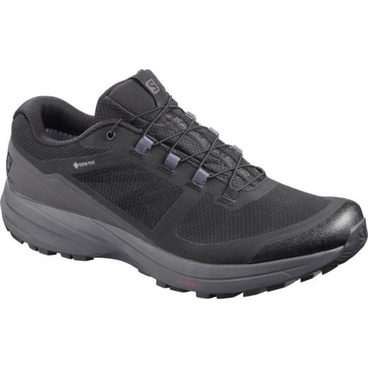 Pantofi Alergare Barbati XA ELEVATE 2 GTX Black/Black/Ebony (Negru)