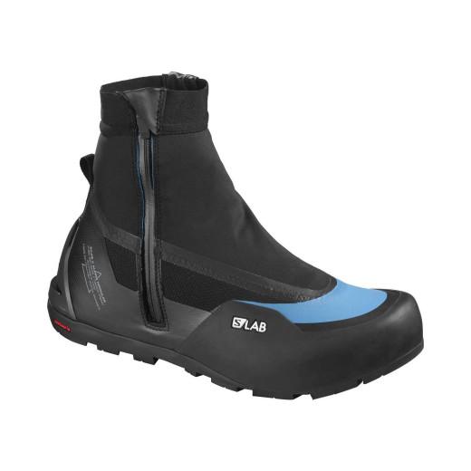 Pantofi Alergare Barbati Salomon  S/Lab X Alpine Modular Bk/Bk/Trans