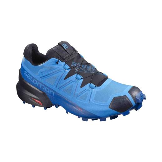 Pantofi Alergare Barbati SPEEDCROSS 5 GTX Albastru