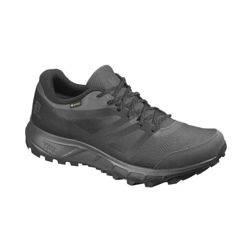 Pantofi Alergare Barbati Salomon  Trailster 2 Gtx Phantom/Ebony/Bk