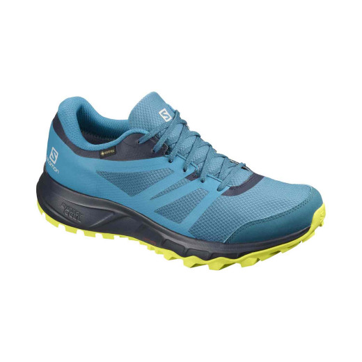 Pantofi Alergare Barbati Salomon  Trailster 2 Gtx Lyons /Navy Blaze