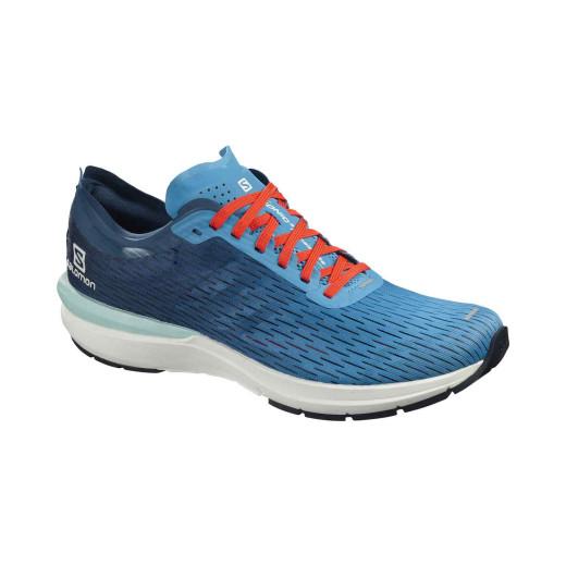 Pantofi Alergare Barbati Salomon  Sonic 3 Accelerate Hawaiian O/Wh/P
