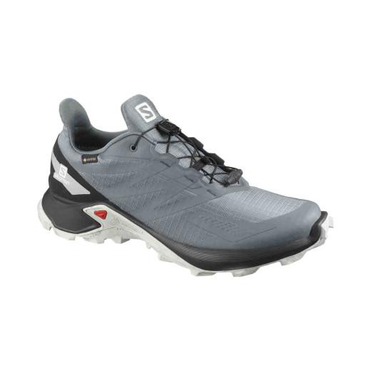 Pantofi Alergare Barbati SUPERCROSS BLAST GTX Gri