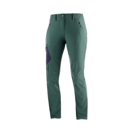 Pantaloni Drumetie Femei Wayfarer Tapered Pant W Green Gables