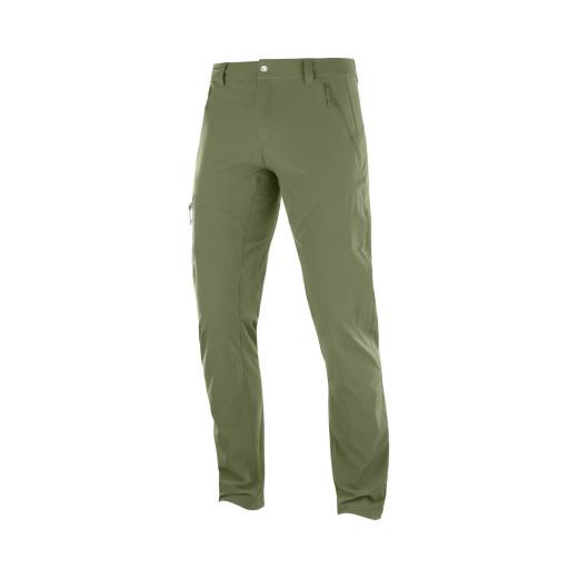 Pantaloni Drumetie Barbati WAYFARER TAPE PANT M Verde