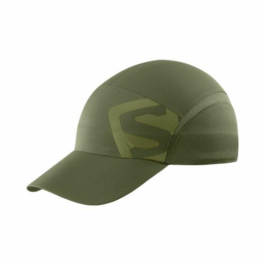 Sapca Alergare Unisex CAP XA CAP Verde