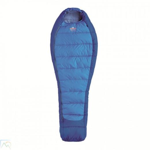Sac de dormit Pinguin Mistral -19C fermoar stanga 195cm