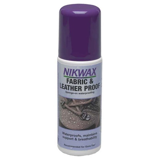Impermeabilizant Nikwax Fabric& Leather Proof 125 Ml