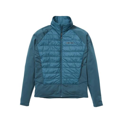 Geaca Barbati Marmot Variant Hybrid Jacket Albastru