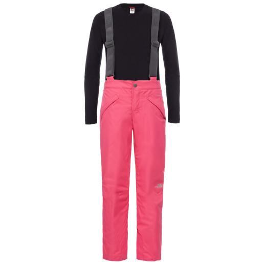 Pantaloni The North Face Junior Girls Snowquest Suspender