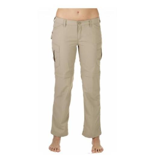 Pantaloni Convertible The North Face Horizon Valley Bej Dama