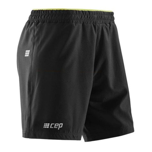 Pantaloni Scurti Alergare Barbati Cep Loose Fit Shorts Black