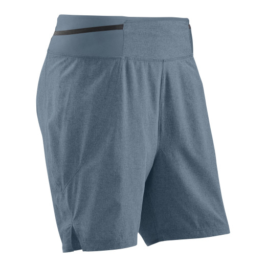 Pantaloni Scurti Alergare Femei Cep Loose Fit Shorts Grey