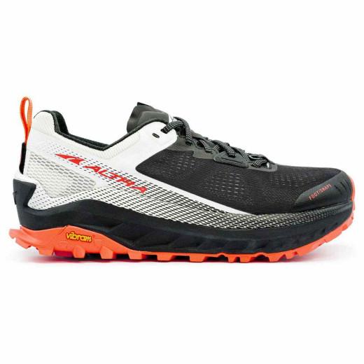 Pantofi Alergare Barbati Altra Olympus 4 Black / White