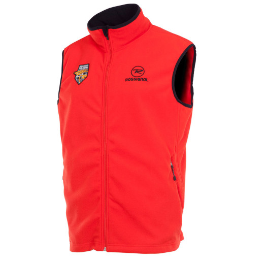 Bluza Fleece Ski Rossignol Racing Sleeveless