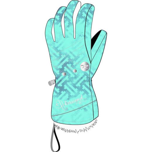 Manusi Ski Rossignol W Luna Glove