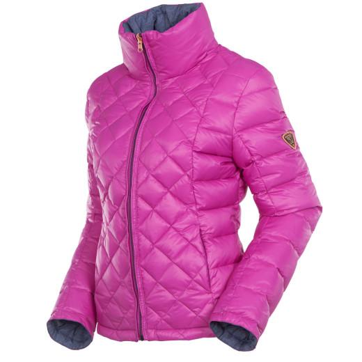 Jacheta Ski Rossignol W Emma Reversible Down Jacket