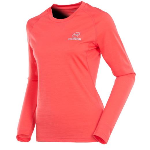 Bluza Rossignol W 170 Wool LS Tee-Shirt