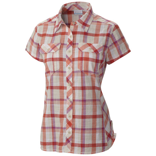 Camasa Columbia Camp Henry Short Sleeve Shirt