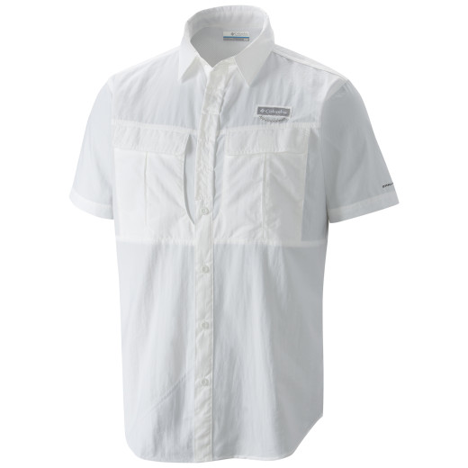 Camasa Columbia Cascades Explorer Short Sleeve Shirt