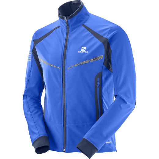 Salomon Rs Warm Softshell Jacket