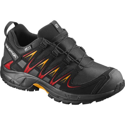 Pantofi Alergare Salomon Xa Pro 3D ClimaShield Waterproof Copii