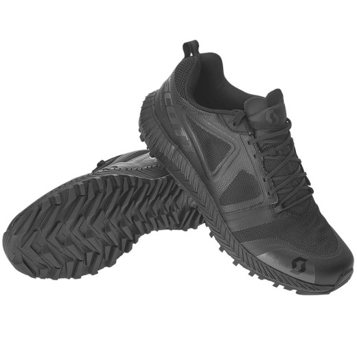 Pantofi Alergare Barbati Trail Scott Kinabalu Negru