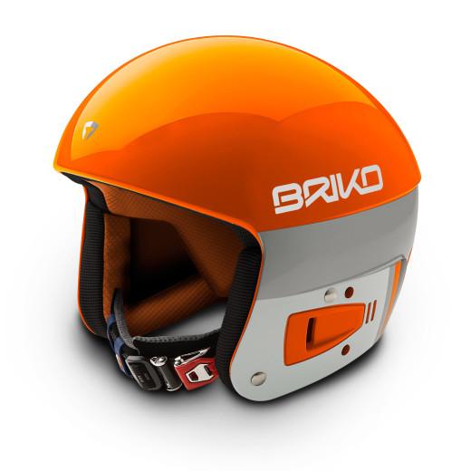 Casca Ski Briko Vulcano Fis 6,8 Jr Portocaliu