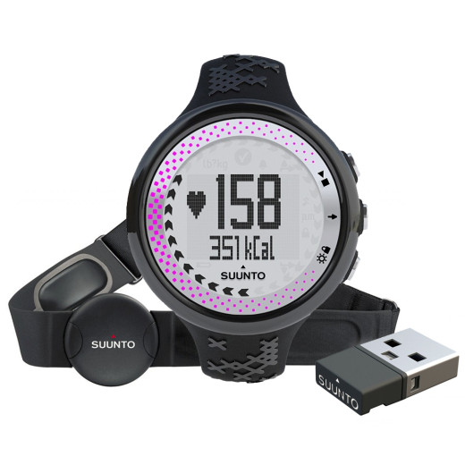 Ceas Suunto M5 Women Black/Silver pack