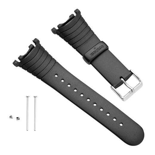 Curea Suunto Vector Strap Kit - Black Elastomer