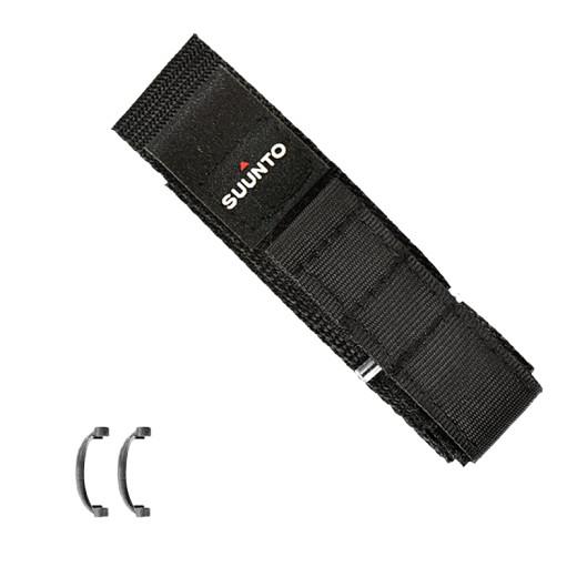 Curea Suunto Vector Strap Kit - Black Fabric