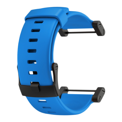 Curea Suunto Core Blue Rubber Strap