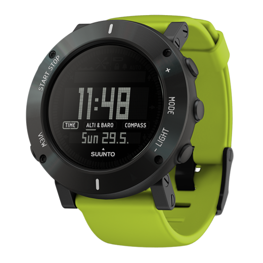 Ceas Suunto Core Lime Crush