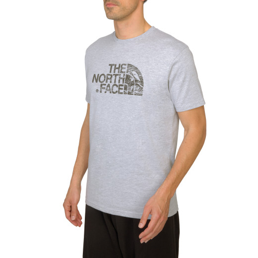 Tricou The North Face Woodcut Dome Tee SS14